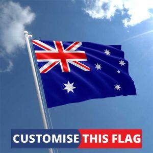Custom Australia Flag