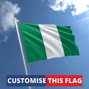 Custom Nigeria Flag