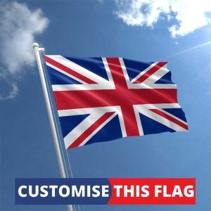 Custom Union Jack Flag