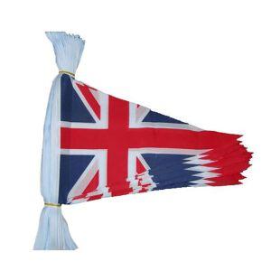 Union Jack Triangular Bunting