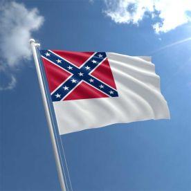 2nd Confederate Flag