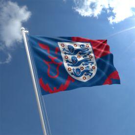 England Three Lions Flag
