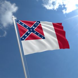 3rd Confederate Flag 5ft X 3ft