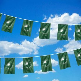 African Union Bunting