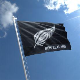 All Blacks Flag 3Ft X 2Ft