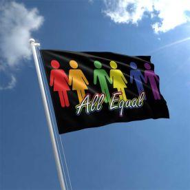 All Equal Flag