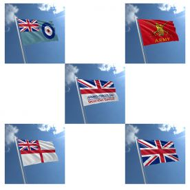 Armed Forces Flag Pack