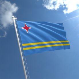 Aruba Flag 3Ft X 2Ft