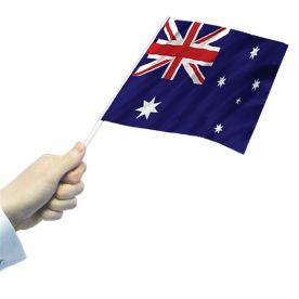Australia Hand Flags