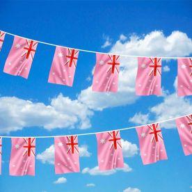 Australia Pink Bunting