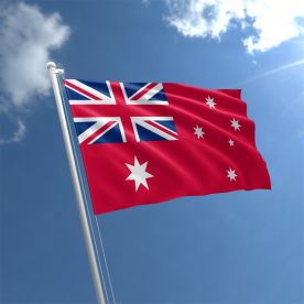 Australian Red Ensign Flag