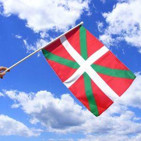 Basque Hand Flag