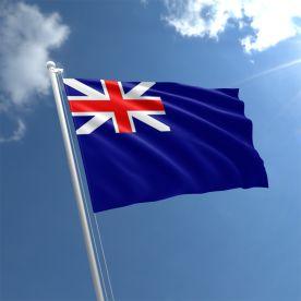 Blue Squadron Flag