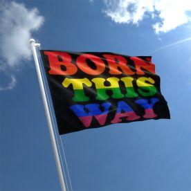Born This Way Flag