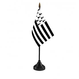 Brittany Table Flag
