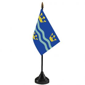 Cambridgeshire Table Flag Budget