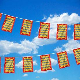 Cambridgeshire Flag Bunting