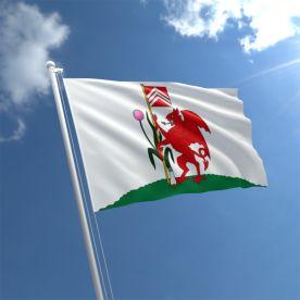 Cardiff Flag