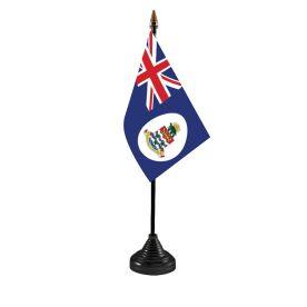 Cayman Islands Table Flag