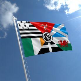 Celtic Nations Flag