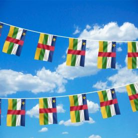 Central African Republic Bunting