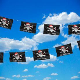 Christmas Pirate Bunting