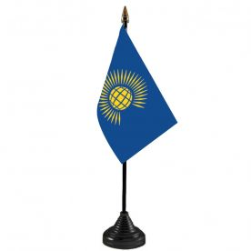 Commonwealth Table Flag Budget