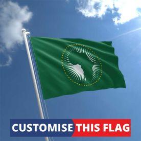 Custom African Union Flag