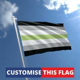 Custom Agender Flag