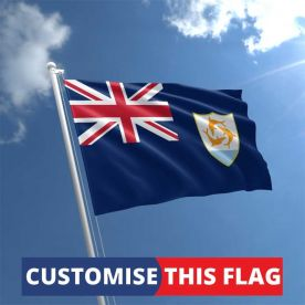 Custom Anguilla Flag