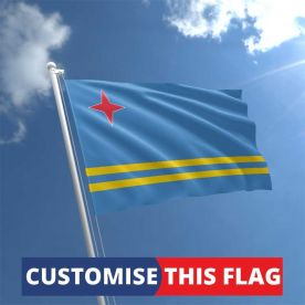 Custom Aruba Flag