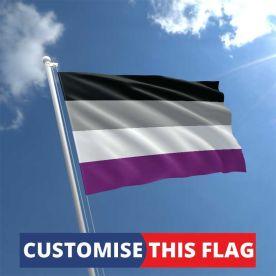 Custom Asexual Flag