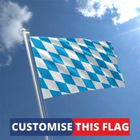 Custom Bavaria Flag