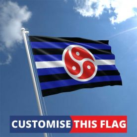 Custom BDSM Flag