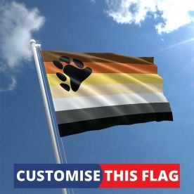 Custom Bear Brotherhood Flag