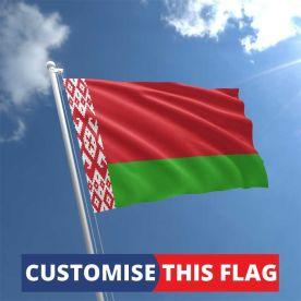 Custom Belarus Flag