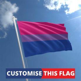Custom Bi Pride Flag