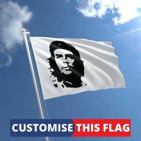 Custom Che Guevara Flag