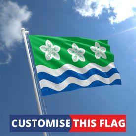 Custom Cumberland Flag