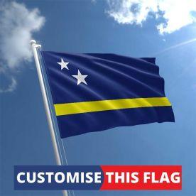 Custom Curacao Flag