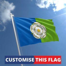 Custom East Riding Flag