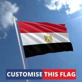 Custom Egypt Flag