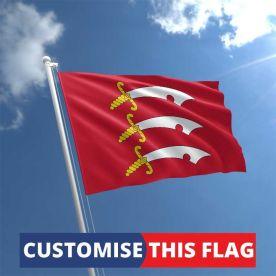Custom Essex Flag