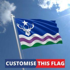 Custom Exmoor Flag