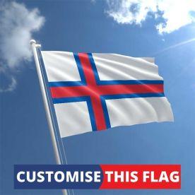 Custom Faroe Islands Flag