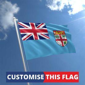 Custom Fiji Flag