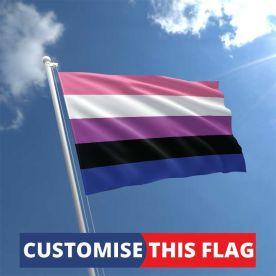 Custom Genderfluid Flag