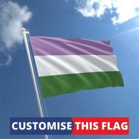 Custom Genderqueer Flag