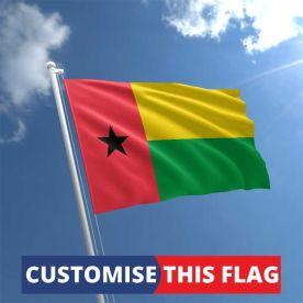 Custom Guinea Bissau Flag