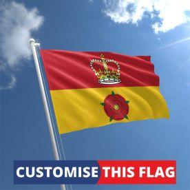 Custom Hampshire Flag